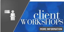 Client Workshops button